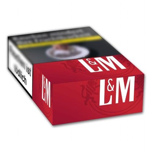 Zigaretten L&M Red Label (10x20)