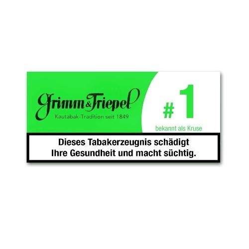 Kautatbak Grimm & Triepel No 1