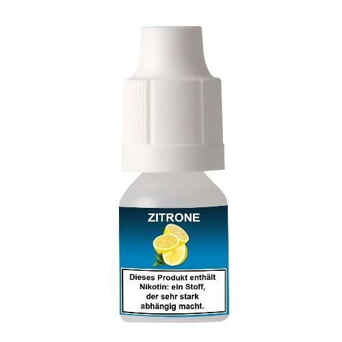 E-Liquid Nikoliquids Zitrone 8 mg/ml Flasche 10 ml