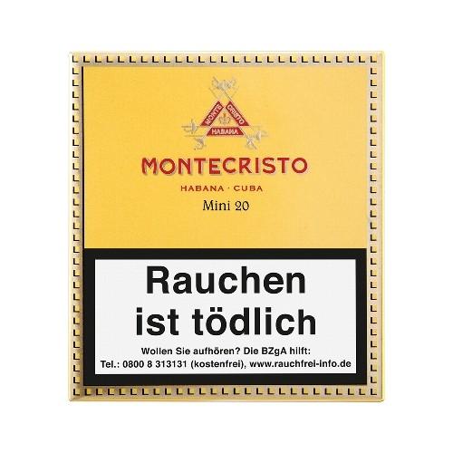 Montecristo Mini 20 Zigarillos