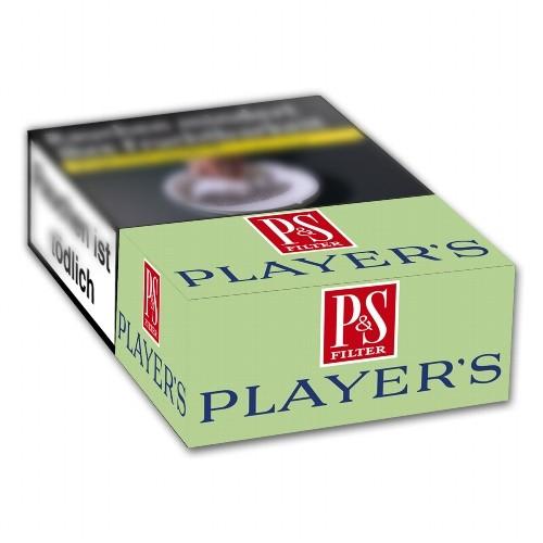 P&S Player's Zigaretten Softpack (10x20)