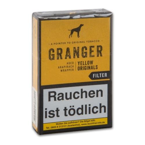 Granger Yellow Original Filter 14 Zigarillos