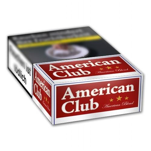 American Club Zigaretten (10x20)