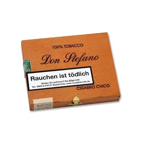 Don Stefano Chico Sumatra 10 Zigarren