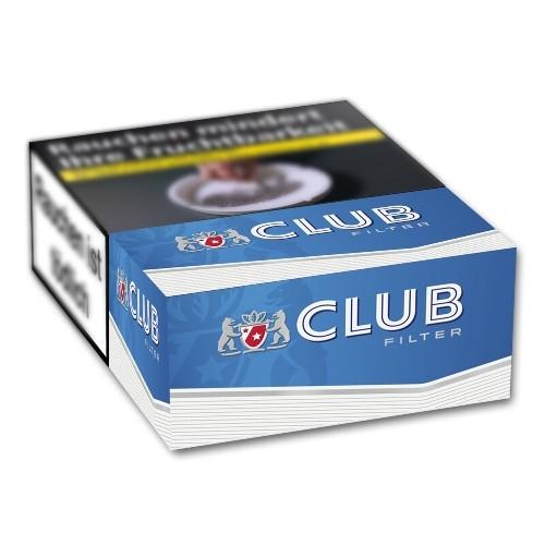Zigaretten Club Filter Big Pack XL (8x24)