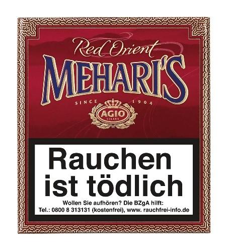 Agio Mehari's Red Orient 20 Zigarillos