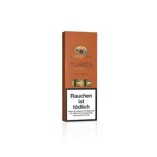 Dannemann Pure Havana Tubes 3 Zigarren