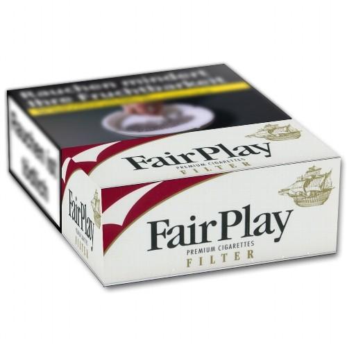 Fair Play Filter Zigaretten Maxi Pack (8x29)