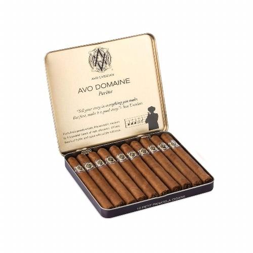AVO Domaine Puritos 10 Zigarren