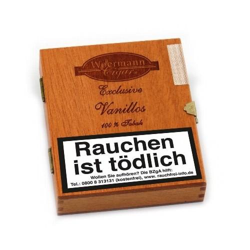 Exclusive Van Rillos 20 Zigarillos