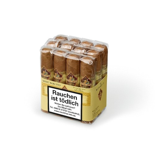 La Aurora Principes Claro Short Robusto Bundle 12 Zigarren
