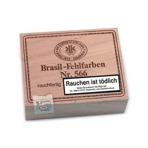 Fehlfarben Nr.566 Brasil 25 Zigarren
