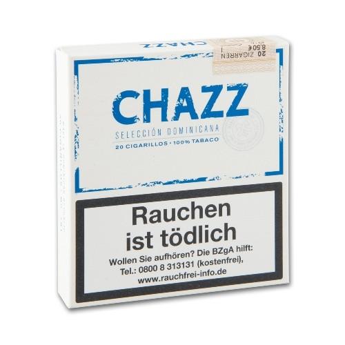 Chazz Selección Dominicana 20 Zigarillos