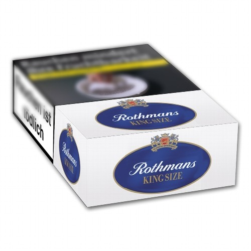 Rothmans Zigaretten King Size Filter (10x20)