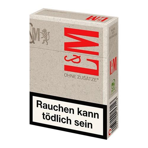 L&M Simply Red Zigaretten XL (8x22)