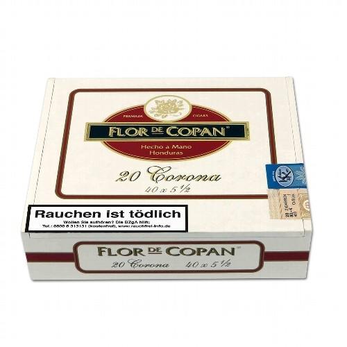 Flor de Copan Corona 20 Zigarren