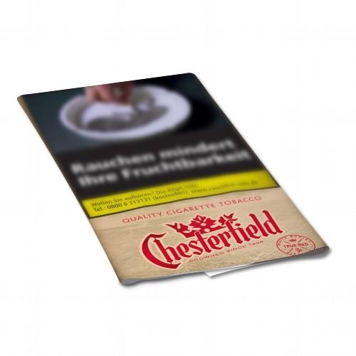Chesterfield True Red ohne Zusätze 30 Gramm
