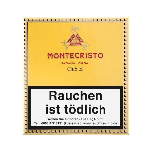 Montecristo Club 20 Zigarillos