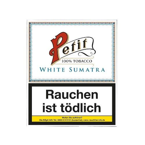 Nobel Petit White Sumatra 20 Zigarillos