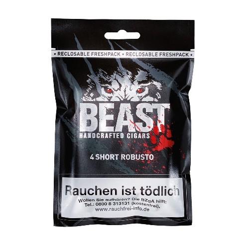 Beast Short Robusto 4 Zigarren