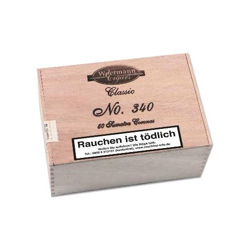 Classic No.340 Sumatra 50 Zigarren