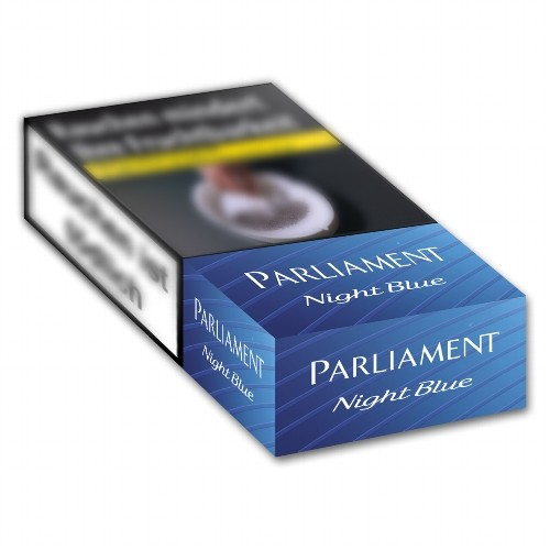 Parliament Zigaretten Night Blue Long (10x20)
