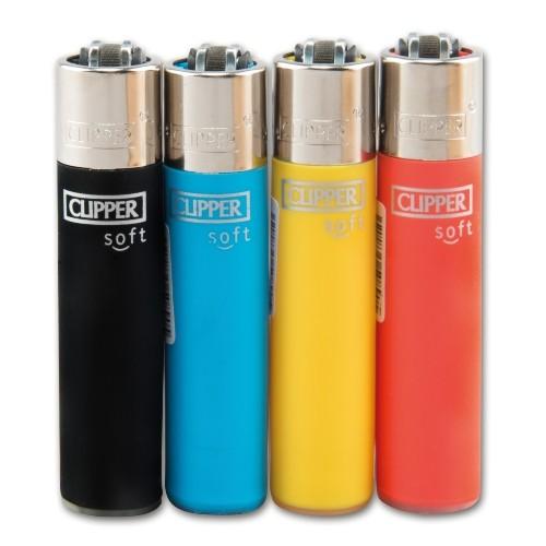 4 Clipper Feuerzeuge Farbauswahl nicht möglich