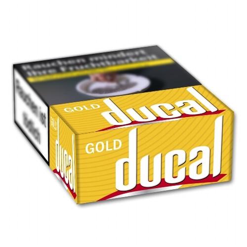 Ducal Gold Zigaretten Big Pack (8x22)