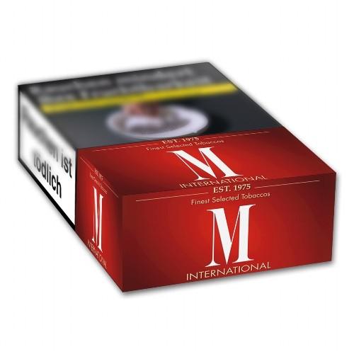 M Zigaretten International Rot (8x20)