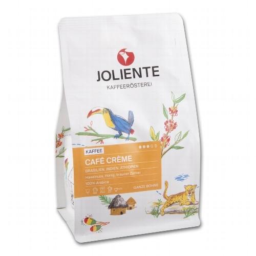 JOLIENTE Café Crème 100 % Arabica 250 Gramm