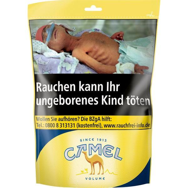Camel Volumentabak 130 Gramm