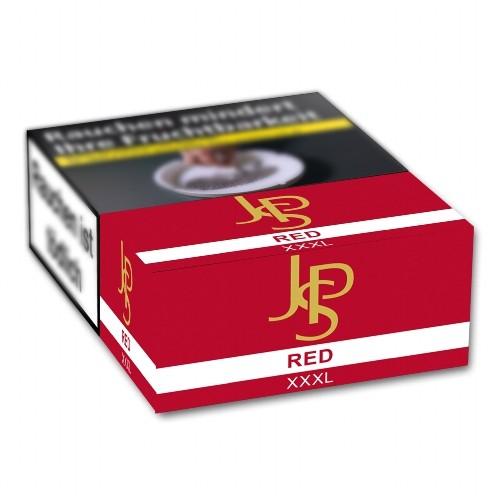 JPS Red Zigaretten XXXL (5x37)