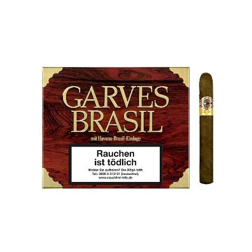 Garves Brasil No.904 Mahagoni 25 Zigarren