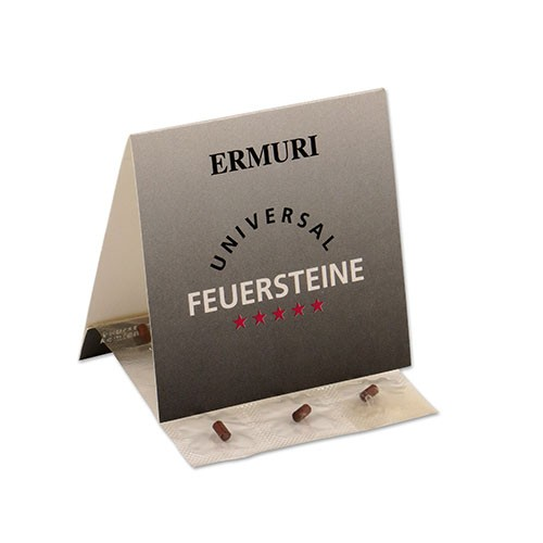 Feuerstein Universal für Feuerzeuge Packung mit 9 Stück
