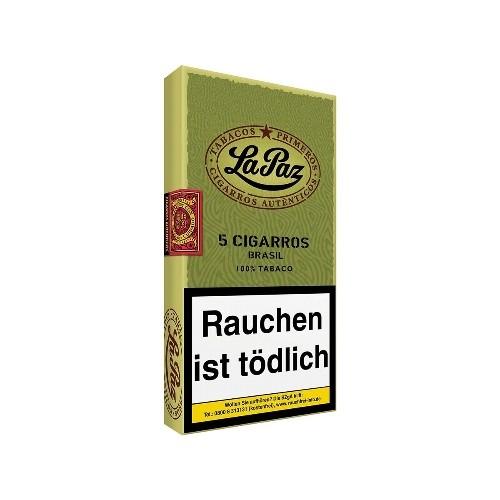 La Paz Wilde Cigarros Brasil 5 Zigarren