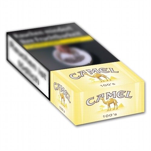 Camel Filters Zigaretten 100's (10x20)