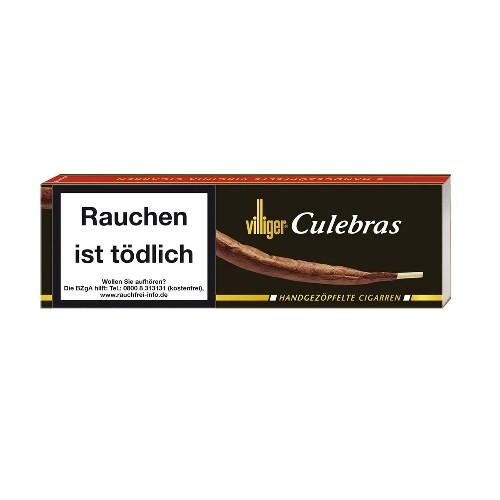 Culebras 6 Zigarillos
