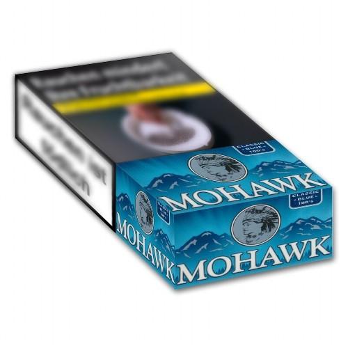 Mohawk Zigaretten Blue 100's (10x20)