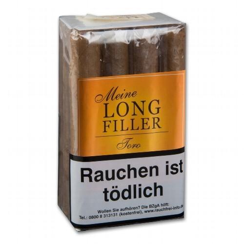 Meine Longfiller Toro Bundle 12 Zigarren