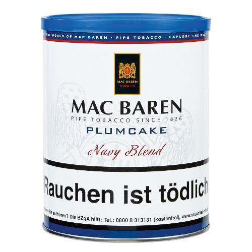 Pfeifentabak Mac Baren Plumcake Navy Blend 250 Gramm