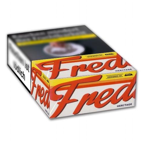 Freddies Zigaretten (10x20)