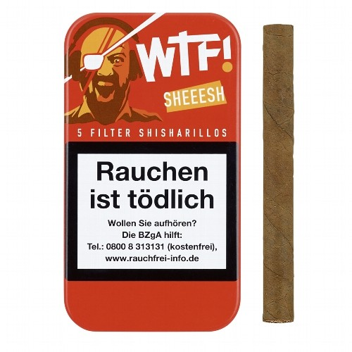 WTF! Sheeesh 5 Zigarillos