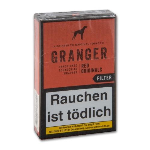 Granger Red Original Filter 14 Zigarillos