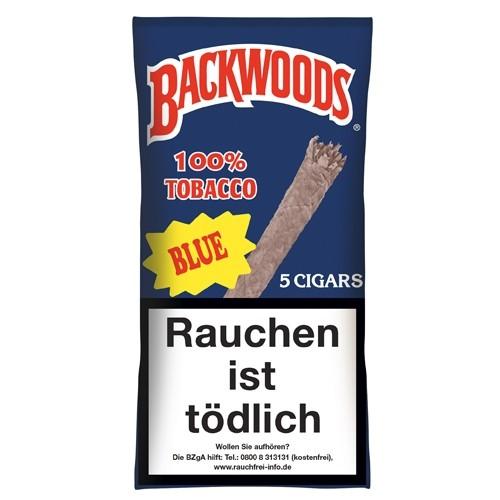 Backwoods Blue 5 Zigarren