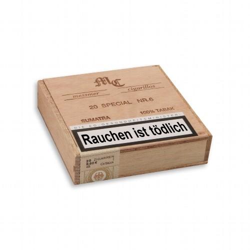 MC Special Nr.6 Sumatra 20 Zigarillos