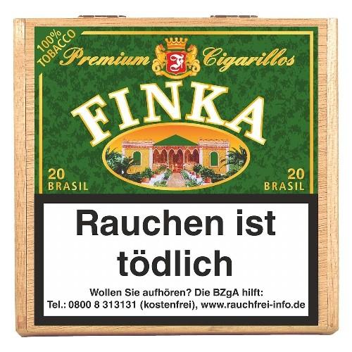 Finka Brasil 20 Zigarillos