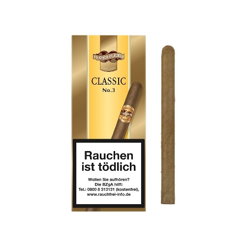 Handelsgold Gold Label Classic No.3 5 Zigarren
