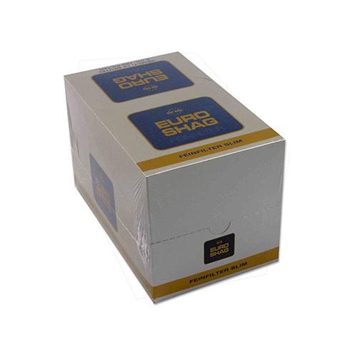 Zigarettenfilter Euro Shag Slim Feinfilter 15 Beutel à 15 Filter