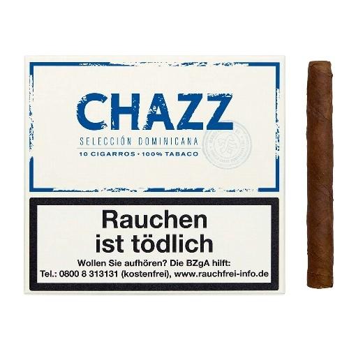 Chazz Selección Dominicana 10 Zigarren