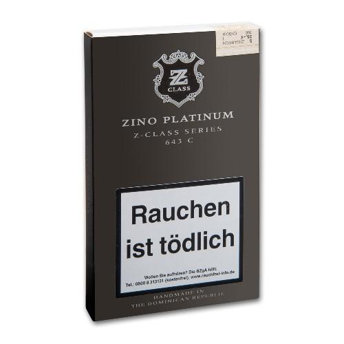 Zino Platinum Z Class Series Corona 5 Zigarren